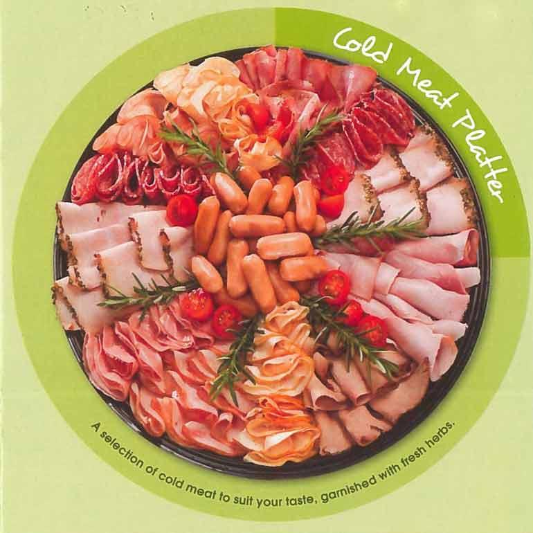 Cold Meat Platter