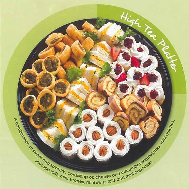 High Tea Platter