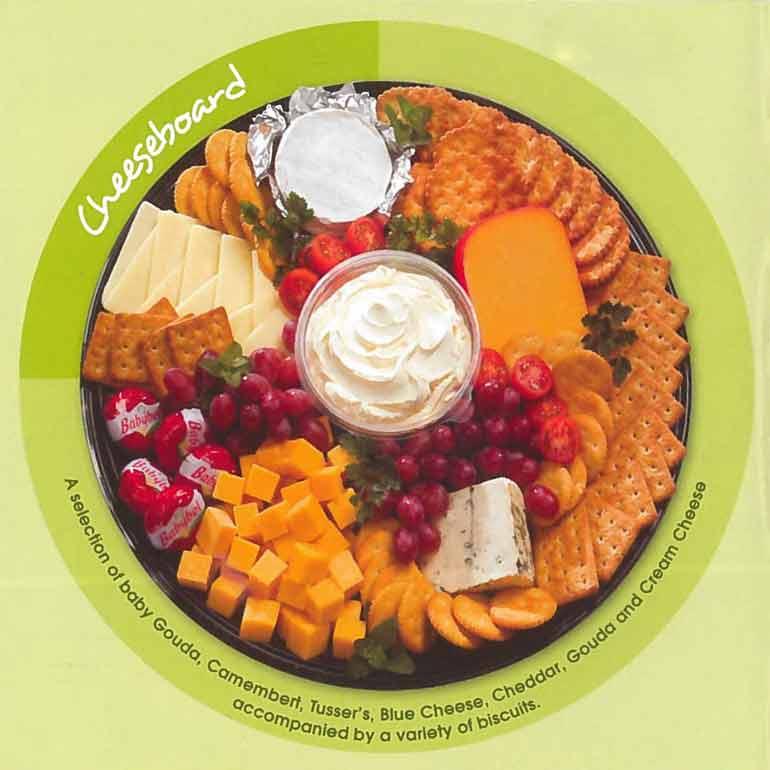 Cheeseboard Platter