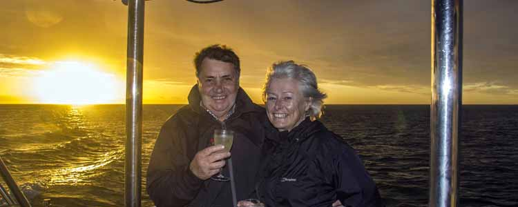 Ivanhoe-Sea-Safaris-Eco-Sunset-Cheese-Wine-Tasting